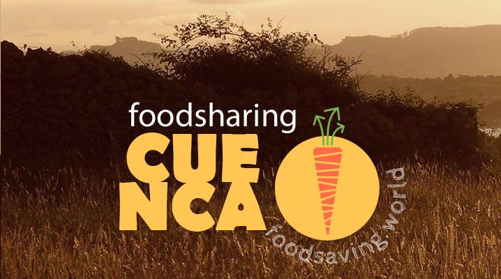 Logo of the new foodsaving group in Cuenca